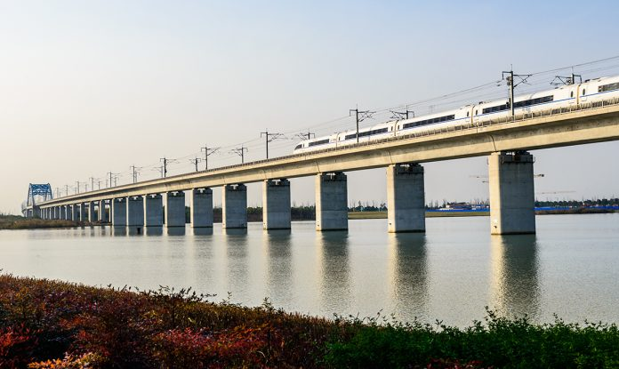 Danyang-Kunshan Grand Bridge