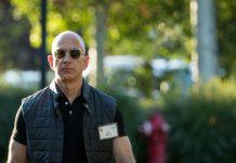 Jeff Bezos: Net Worth $ 112bn