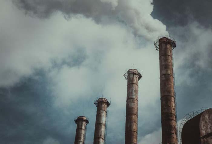 Carbon Dioxide Air Pollution