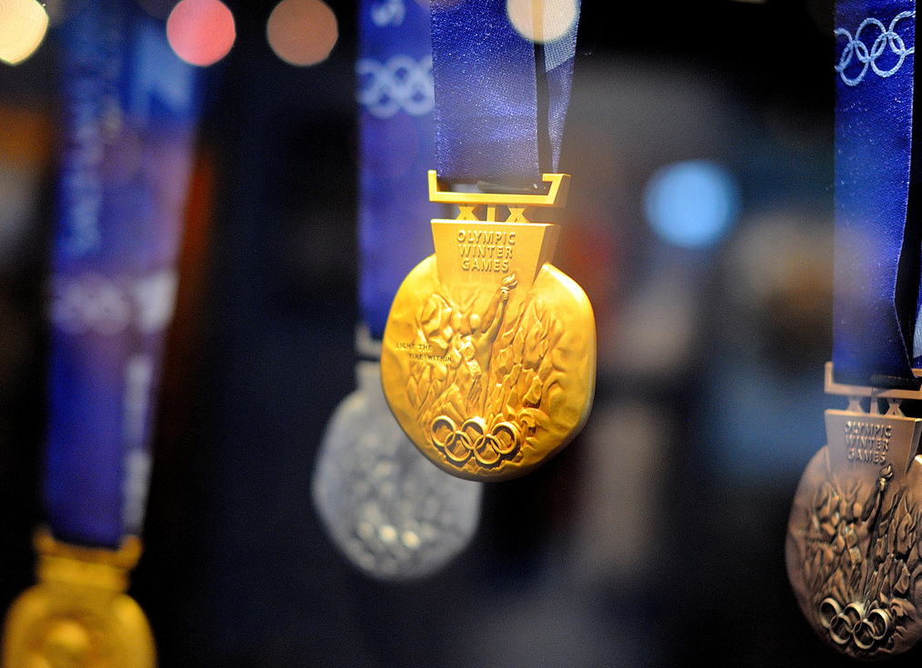 Countries with most Olympics awards
