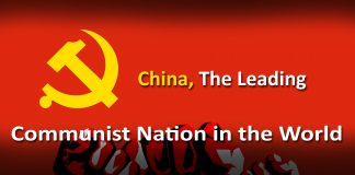 CHINA: The Leading Communist Nation