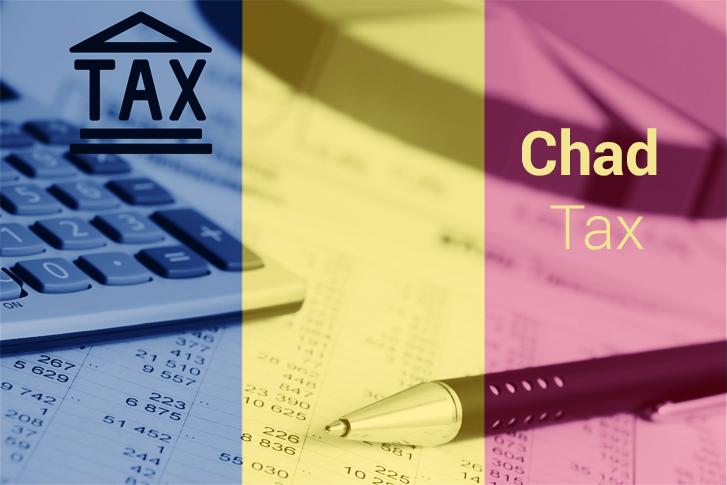 Chad Tax ratio