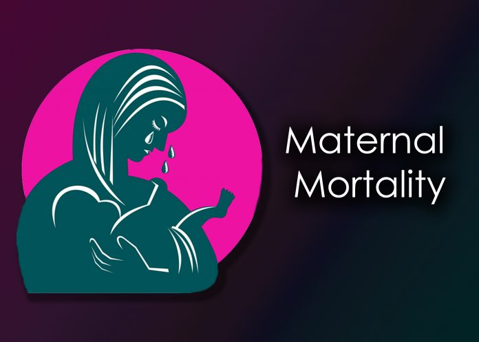 Top Countries with Most Maternal Deaths