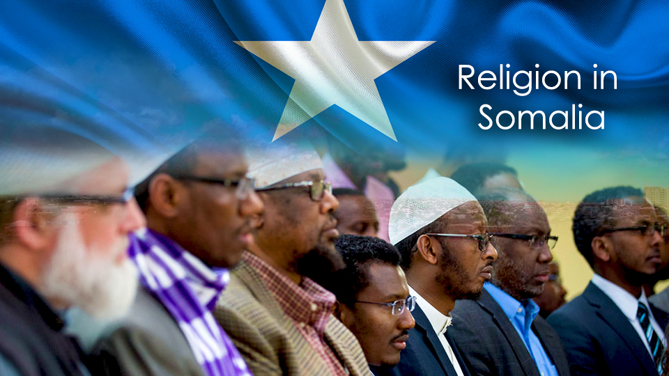 Religion in Somalia