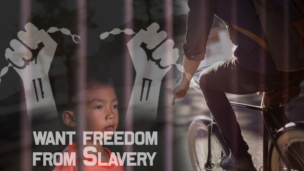 top countries with modern slavery in the world