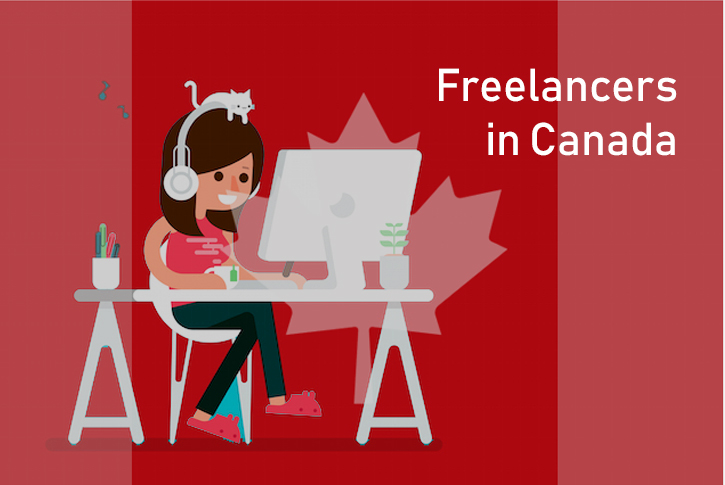 Canada, One of the largest Freelancing Countries