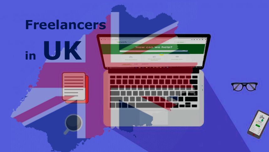 UK, one of the largest freelancing Countries